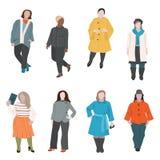 Όμορφες πλήρεις γυναίκες στη μόδα στοκ φωτογραφίες με δικαίωμα ελεύθερης χρήσης