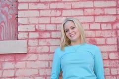 όμορφες πρότυπες νεολαί&eps Στοκ εικόνα με δικαίωμα ελεύθερης χρήσης