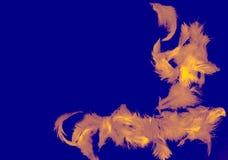 Όμορφες υπόβαθρο συστάσεων φτερών κινηματογραφήσεων σε πρώτο πλάνο γραπτές και ζωηρόχρωμες και τέχνη ταπετσαριών στοκ εικόνες