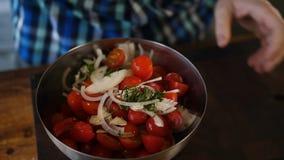 Όμορφες φρέσκες ντομάτες E στοκ εικόνα με δικαίωμα ελεύθερης χρήσης