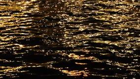 Όμορφες φύση θαλάσσιου νερού και έννοια διακοπών απόθεμα βίντεο