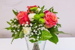 Όμορφες floral διακοσμήσεις Στοκ Εικόνα