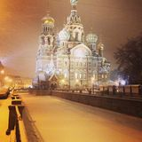 Όμορφη Άγιος-Πετρούπολη στοκ φωτογραφίες