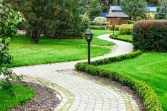 όμορφη άνοιξη κήπων στοκ φωτογραφία