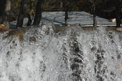 Όμορφη άποψη 1 ρευμάτων νερού - Naran Πακιστάν Στοκ Εικόνες