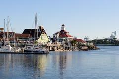 Όμορφη άποψη στην ηλιόλουστη ημέρα, Καλιφόρνια, ΗΠΑ Λος Άντζελες Στοκ Εικόνα