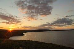 Όμορφη άποψη στη θάλασσα Στοκ φωτογραφία με δικαίωμα ελεύθερης χρήσης