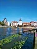 Όμορφη άποψη Kaliningrad Ρωσία στοκ φωτογραφία με δικαίωμα ελεύθερης χρήσης