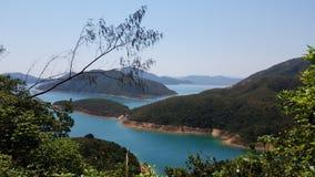Όμορφη άποψη, Sai Kung, Χονγκ Κονγκ στοκ εικόνα με δικαίωμα ελεύθερης χρήσης