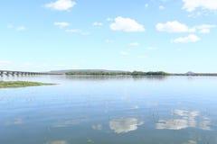 Όμορφη λίμνη στη βόρεια Ταϊλάνδη Στοκ φωτογραφίες με δικαίωμα ελεύθερης χρήσης