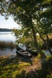 Όμορφη λίμνη στη θερινή ημέρα Στοκ φωτογραφία με δικαίωμα ελεύθερης χρήσης