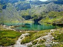 όμορφη λίμνη Στοκ Εικόνες
