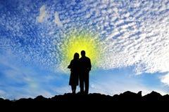 όμορφη αγάπη Στοκ φωτογραφία με δικαίωμα ελεύθερης χρήσης