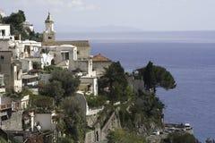 όμορφη ακτή της Αμάλφης στοκ φωτογραφία με δικαίωμα ελεύθερης χρήσης