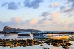 όμορφη ακτή Στοκ Εικόνες