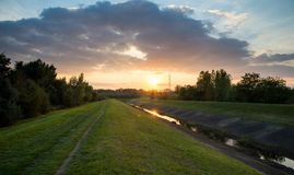 όμορφη ανατολή στοκ φωτογραφίες με δικαίωμα ελεύθερης χρήσης