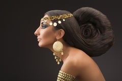 όμορφη ανατολική γυναίκα Στοκ Εικόνες