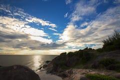 όμορφη ανατολή Στοκ Εικόνες