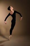 όμορφη απεικόνιση σχεδίου χορευτών μπαλέτου στοκ εικόνες με δικαίωμα ελεύθερης χρήσης