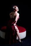 όμορφη αριστοκρατική γυναίκα Στοκ εικόνα με δικαίωμα ελεύθερης χρήσης