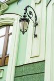 όμορφη αρχιτεκτονική εξοχικών σπιτιών παραμυθιού Στοκ εικόνες με δικαίωμα ελεύθερης χρήσης