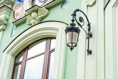 όμορφη αρχιτεκτονική εξοχικών σπιτιών παραμυθιού Στοκ Εικόνες