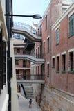 Όμορφη αρχιτεκτονική της ανακαινισμένης προηγούμενης κεντρικής αστυνομίας ST στοκ φωτογραφίες