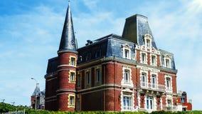 Όμορφη αρχιτεκτονική της Γαλλίας Στοκ φωτογραφία με δικαίωμα ελεύθερης χρήσης