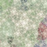 Όμορφη αφηρημένη εικόνα παραγμένη σύσταση προτύπων mirco λεπτομερειών υπολογιστών fractal Στοκ Φωτογραφίες