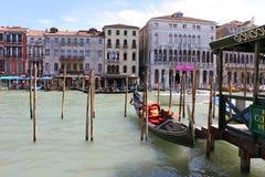 Όμορφη Βενετία, Ιταλία Στοκ Εικόνες