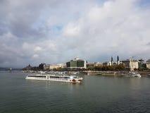 όμορφη Βουδαπέστη Στοκ Εικόνες