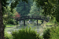 όμορφη γέφυρα στοκ εικόνες με δικαίωμα ελεύθερης χρήσης