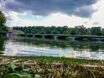 όμορφη γέφυρα Στοκ φωτογραφία με δικαίωμα ελεύθερης χρήσης