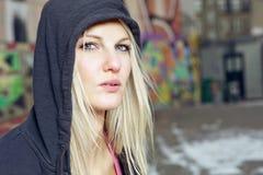 Όμορφη γυναίκα ικανότητας Στοκ εικόνα με δικαίωμα ελεύθερης χρήσης