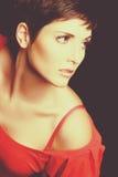όμορφη γυναίκα μόδας στοκ φωτογραφία με δικαίωμα ελεύθερης χρήσης