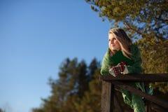 όμορφη γυναίκα Στοκ Εικόνες
