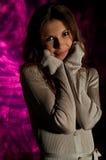 όμορφη γυναίκα Στοκ εικόνες με δικαίωμα ελεύθερης χρήσης