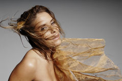 όμορφη γυναίκα στοκ φωτογραφία με δικαίωμα ελεύθερης χρήσης