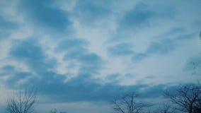 Όμορφη διαμόρφωση σύννεφων skyy στοκ εικόνα με δικαίωμα ελεύθερης χρήσης