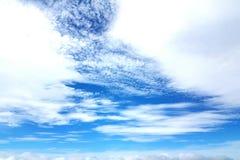 Όμορφη εικόνα του ουρανού Στοκ Φωτογραφίες