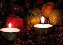 Όμορφη εικόνα Χριστουγέννων Στοκ εικόνες με δικαίωμα ελεύθερης χρήσης
