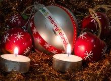Όμορφη εικόνα Χριστουγέννων Στοκ φωτογραφίες με δικαίωμα ελεύθερης χρήσης