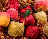 Όμορφη εικόνα Χριστουγέννων Στοκ Εικόνες