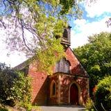όμορφη εκκλησία Στοκ Φωτογραφία