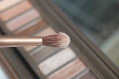 Όμορφη εκλεκτής ποιότητας παλέτα Makeup Στοκ Φωτογραφίες