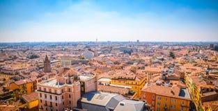 Όμορφη εναέρια άποψη της Βερόνα, Ιταλία Στοκ Φωτογραφία