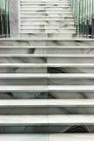 όμορφη εσωτερική μαρμάρινη σκάλα ντεκόρ Στοκ φωτογραφίες με δικαίωμα ελεύθερης χρήσης