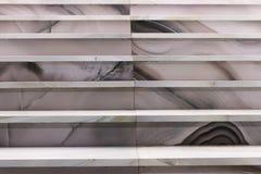 όμορφη εσωτερική μαρμάρινη σκάλα ντεκόρ Στοκ φωτογραφία με δικαίωμα ελεύθερης χρήσης