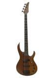 όμορφη ηλεκτρική κιθάρα Στοκ εικόνες με δικαίωμα ελεύθερης χρήσης