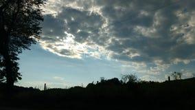Όμορφη ηλιόλουστη ημέρα Στοκ φωτογραφία με δικαίωμα ελεύθερης χρήσης